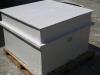 Tanque tipo cubico de almacenamiento de agua potable, uso domestico. Capacidad 340 lts.